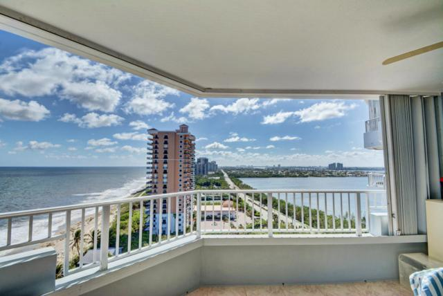 5200 N Ocean Drive #1504, Riviera Beach, FL 33404 (#RX-10381544) :: The Haigh Group | Keller Williams Realty