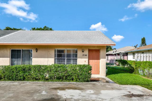 2341 Avenue Z Unit B, Riviera Beach, FL 33404 (#RX-10383925) :: The Haigh Group | Keller Williams Realty