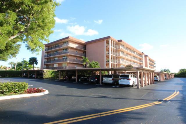 2809 Florida Boulevard #109, Delray Beach, FL 33483 (#RX-10384070) :: Ryan Jennings Group