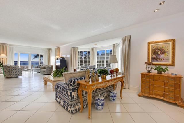 550 S Ocean Boulevard 202 - E, Manalapan, FL 33462 (#RX-10387587) :: The Haigh Group | Keller Williams Realty