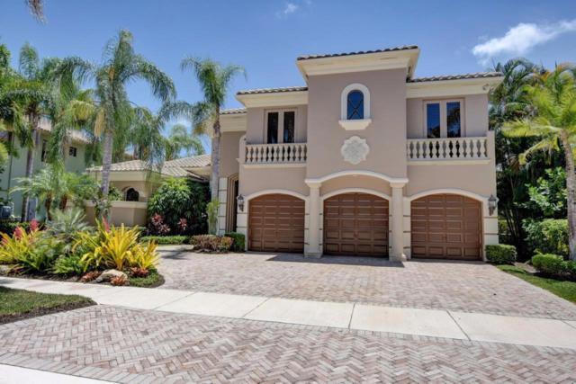 136 Via Verde Way, Palm Beach Gardens, FL 33418 (MLS #RX-10391029) :: The Jack Coden Group