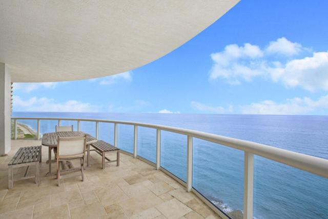 4600 N Ocean Drive #1101, Singer Island, FL 33404 (#RX-10391179) :: Ryan Jennings Group
