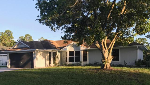 1542 SW Dycus Avenue, Port Saint Lucie, FL 34953 (#RX-10392534) :: United Realty Consultants, Inc