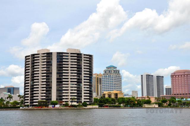 1200 S Flagler Drive #1705, West Palm Beach, FL 33401 (#RX-10394813) :: Ryan Jennings Group