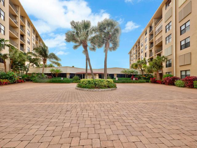 3545 S Ocean Boulevard #110, South Palm Beach, FL 33480 (#RX-10395327) :: Ryan Jennings Group