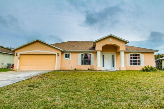 721 NW Treemont Avenue, Port Saint Lucie, FL 34983 (#RX-10395829) :: Ryan Jennings Group