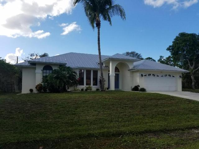 3012 SW Grapevine Lane, Palm City, FL 34990 (#RX-10395830) :: The Carl Rizzuto Sales Team