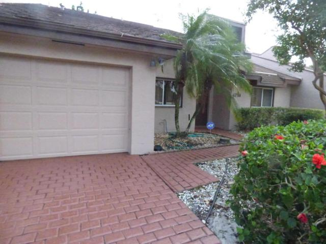 4718 Fountains Drive, Lake Worth, FL 33467 (#RX-10397585) :: United Realty Consultants, Inc