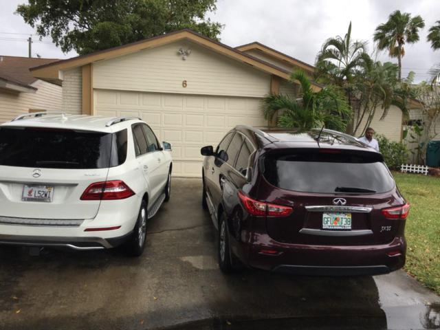 6 Cambridge Place, Boynton Beach, FL 33426 (MLS #RX-10397675) :: Laurie Finkelstein Reader Team