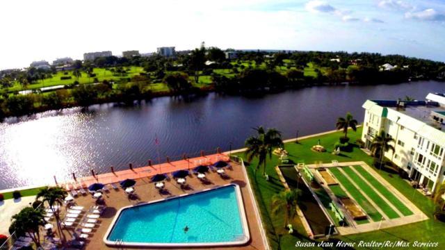20 Colonial Club Drive #201, Boynton Beach, FL 33435 (#RX-10406220) :: Ryan Jennings Group