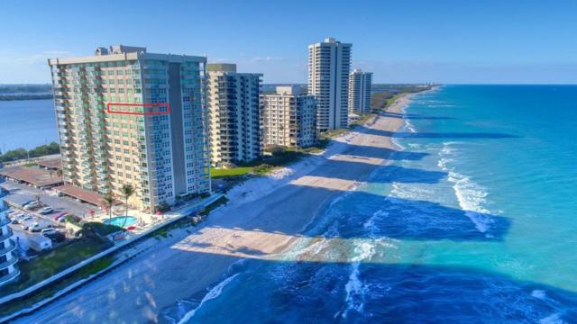 5440 N Ocean Drive #1107, Singer Island, FL 33404 (#RX-10407230) :: Ryan Jennings Group