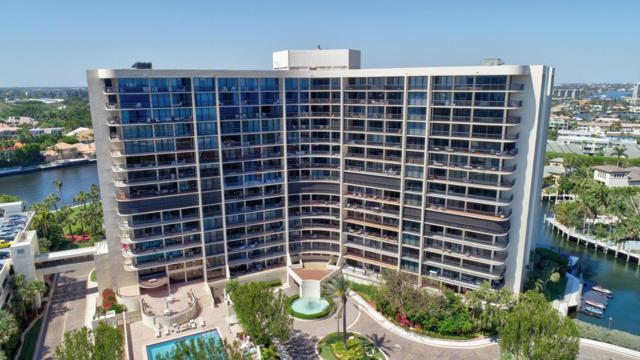 4740 S Ocean Boulevard #1702, Highland Beach, FL 33487 (#RX-10414392) :: The Haigh Group | Keller Williams Realty
