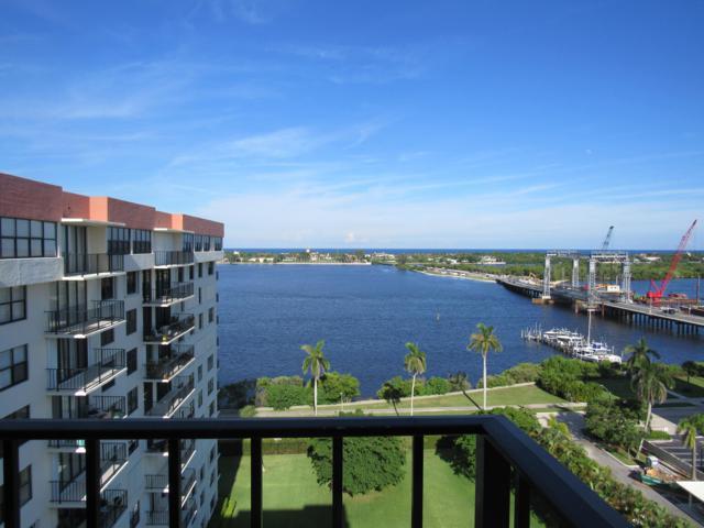 3800 Washington Road #1201, West Palm Beach, FL 33405 (#RX-10414501) :: Ryan Jennings Group