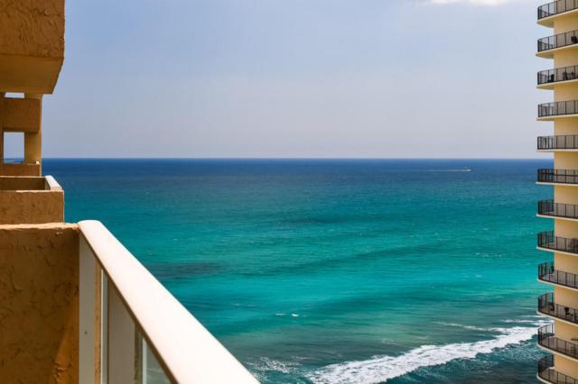 5440 N Ocean Drive Ph203, Singer Island, FL 33404 (#RX-10420932) :: Ryan Jennings Group