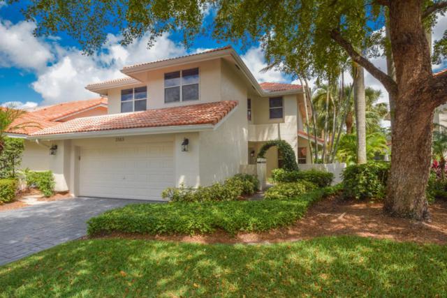 2163 NW 53rd Street, Boca Raton, FL 33496 (#RX-10425639) :: Ryan Jennings Group