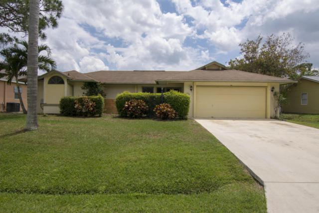 732 SE Lansdowne Avenue, Port Saint Lucie, FL 34984 (#RX-10427525) :: Ryan Jennings Group