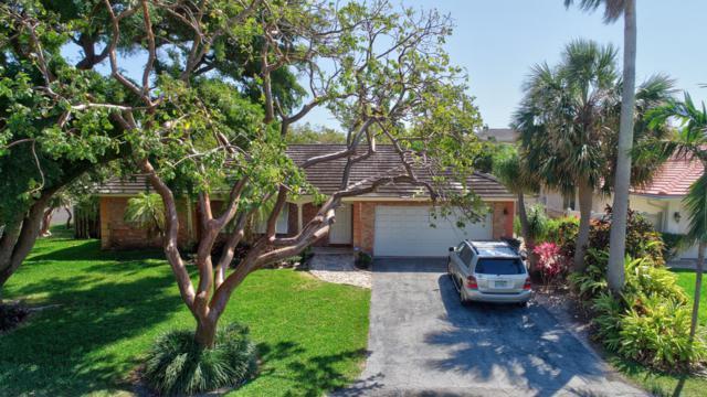 812 Sevilla Drive, Boca Raton, FL 33432 (MLS #RX-10427989) :: Castelli Real Estate Services