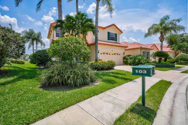 102 Monterey Pointe Drive, Palm Beach Gardens, FL 33418 (#RX-10437024) :: The Reynolds Team/Treasure Coast Sotheby's International Realty