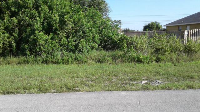 533 SW Halden Ave. Avenue, Fort Pierce, FL 34953 (#RX-10437941) :: The Reynolds Team/Treasure Coast Sotheby's International Realty