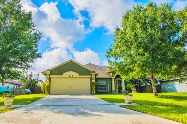 738 SE Karrigan Terrace, Port Saint Lucie, FL 34953 (#RX-10437981) :: Ryan Jennings Group