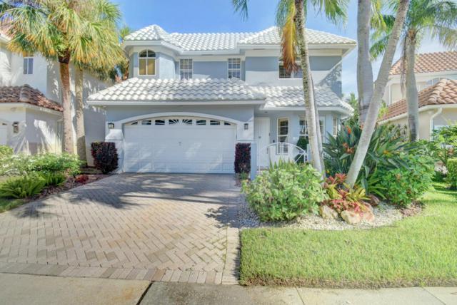 5825 NW 42nd Way, Boca Raton, FL 33496 (#RX-10438640) :: The Reynolds Team/Treasure Coast Sotheby's International Realty