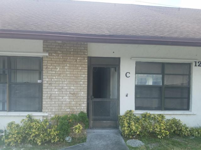 1220 Parkside Green Drive C, Greenacres, FL 33415 (MLS #RX-10441804) :: The Paiz Group