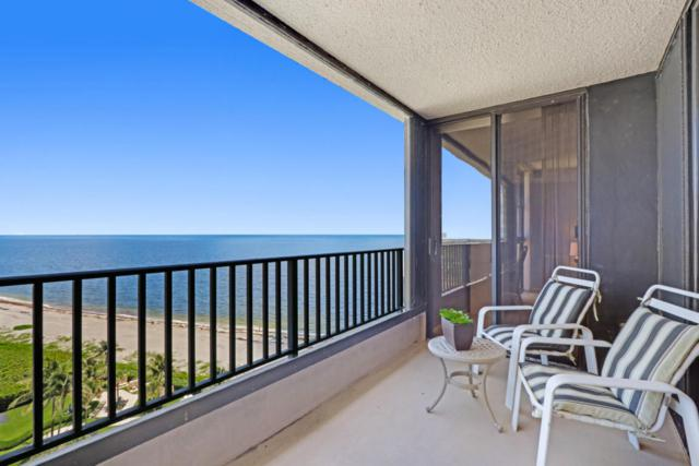 450 Ocean Drive Ph4, Juno Beach, FL 33408 (MLS #RX-10442116) :: Castelli Real Estate Services