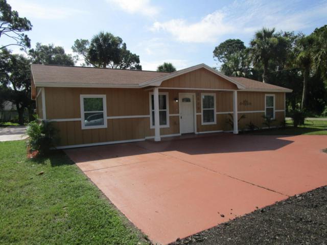1600 N 43rd Street, Fort Pierce, FL 34947 (#RX-10442166) :: The Reynolds Team/Treasure Coast Sotheby's International Realty