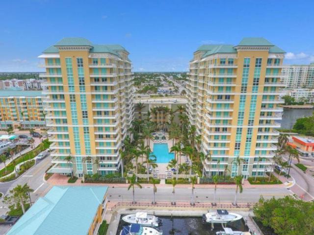625 Casa Loma Boulevard #604, Boynton Beach, FL 33435 (MLS #RX-10443036) :: Berkshire Hathaway HomeServices EWM Realty