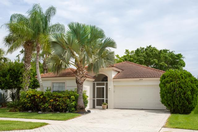 3824 Miramontes Circle, Wellington, FL 33414 (#RX-10447471) :: The Reynolds Team/Treasure Coast Sotheby's International Realty