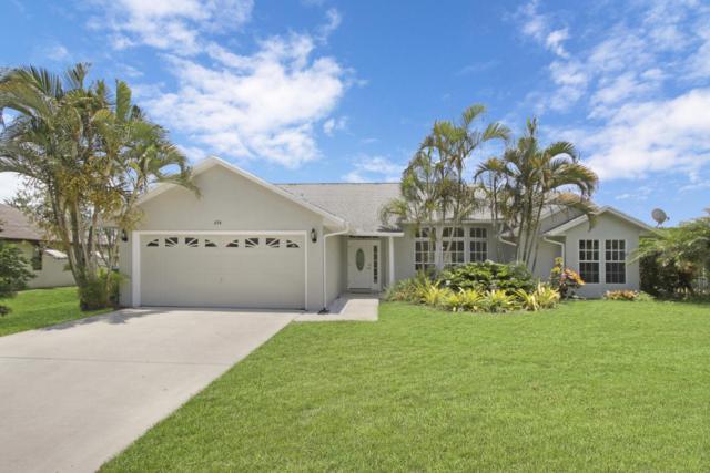 694 SE Karrigan Terrace, Port Saint Lucie, FL 34983 (#RX-10448244) :: Ryan Jennings Group