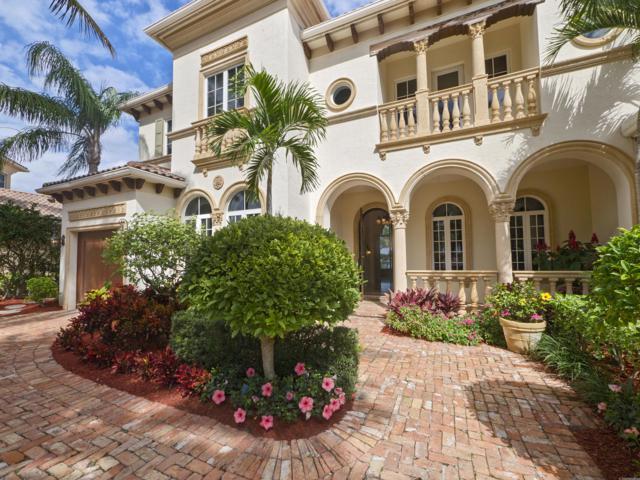 716 Harbour Isle Way, North Palm Beach, FL 33410 (#RX-10449826) :: Ryan Jennings Group