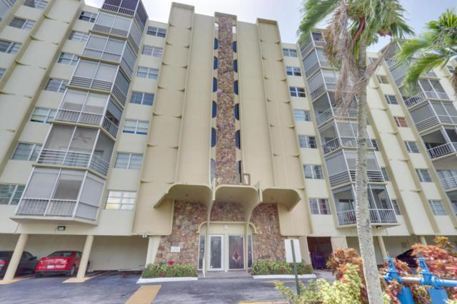 200 Diplomat Parkway #822, Hallandale Beach, FL 33009 (MLS #RX-10451373) :: Castelli Real Estate Services