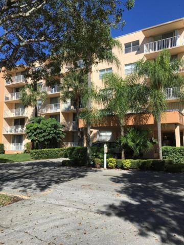 470 Executive Center Drive 3L, West Palm Beach, FL 33401 (#RX-10451664) :: Ryan Jennings Group