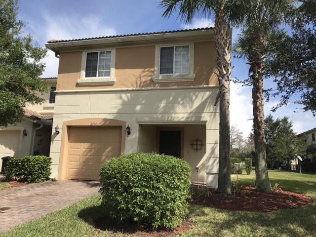 2430 Marshfield Court, Port Saint Lucie, FL 34953 (#RX-10452142) :: Ryan Jennings Group