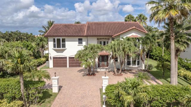 4108 S Ocean Boulevard, Highland Beach, FL 33487 (#RX-10453467) :: The Reynolds Team/Treasure Coast Sotheby's International Realty