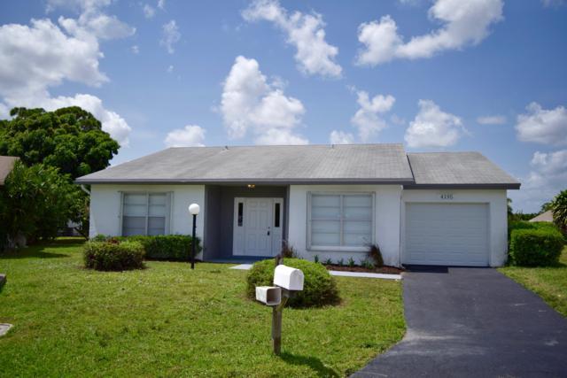 4195 Pine Green Run, Lake Worth, FL 33467 (#RX-10454874) :: The Reynolds Team/Treasure Coast Sotheby's International Realty
