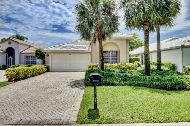 11836 Fountainside Circle, Boynton Beach, FL 33437 (#RX-10455284) :: The Reynolds Team/Treasure Coast Sotheby's International Realty