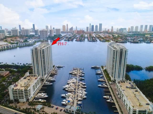 17301 Biscayne Boulevard Ph-7, Aventura, FL 33160 (#RX-10455845) :: Posh Properties