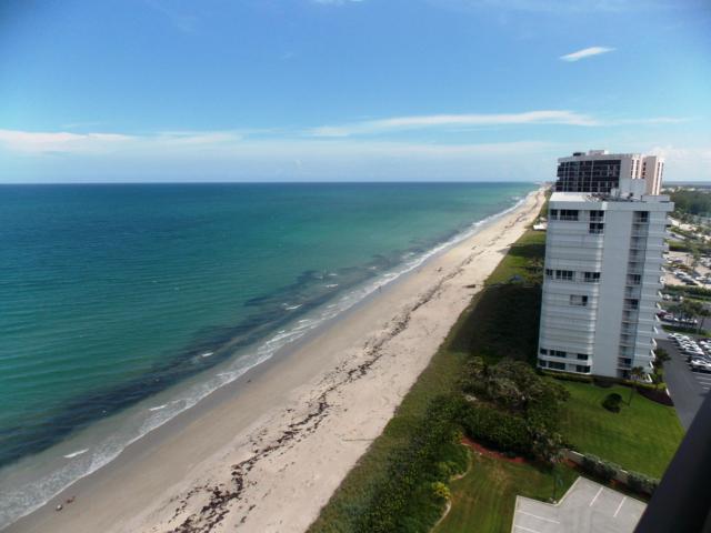 9550 S Ocean Drive #1706, Jensen Beach, FL 34957 (#RX-10456201) :: The Carl Rizzuto Sales Team