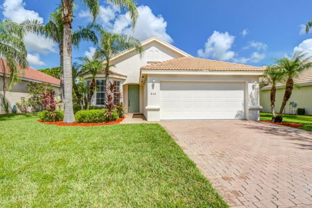 854 SW Munjack Circle, Port Saint Lucie, FL 34986 (#RX-10456912) :: The Reynolds Team/Treasure Coast Sotheby's International Realty