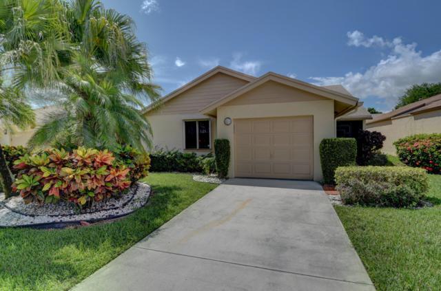 2602 NW 13th Street, Delray Beach, FL 33445 (#RX-10456971) :: The Reynolds Team/Treasure Coast Sotheby's International Realty