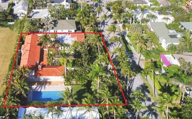 346 Seaspray Avenue, Palm Beach, FL 33480 (#RX-10459209) :: Ryan Jennings Group