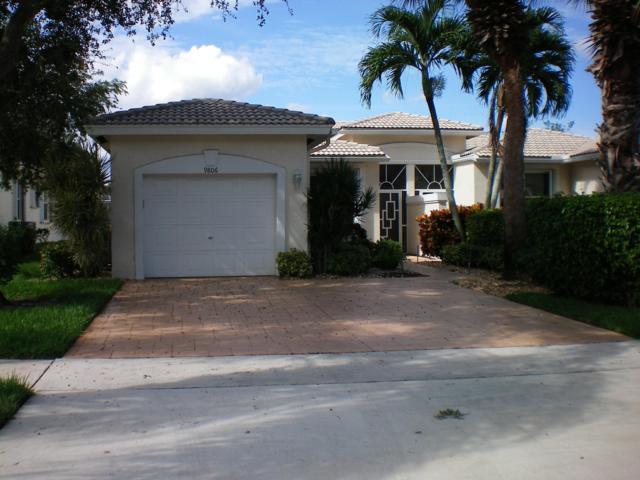 9806 Crescent View Drive S, Boynton Beach, FL 33437 (#RX-10461326) :: The Reynolds Team/Treasure Coast Sotheby's International Realty