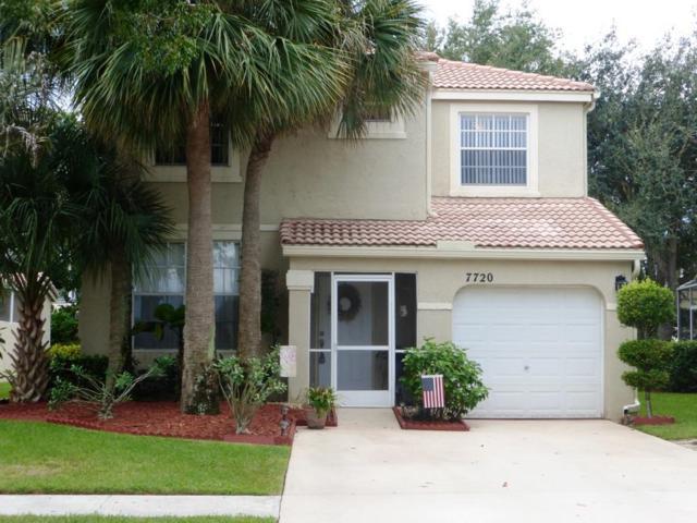 7720 Rockport Circle, Lake Worth, FL 33467 (#RX-10462290) :: The Reynolds Team/Treasure Coast Sotheby's International Realty