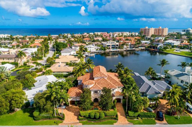 4307 Intracoastal Drive, Highland Beach, FL 33487 (#RX-10464712) :: The Reynolds Team/Treasure Coast Sotheby's International Realty