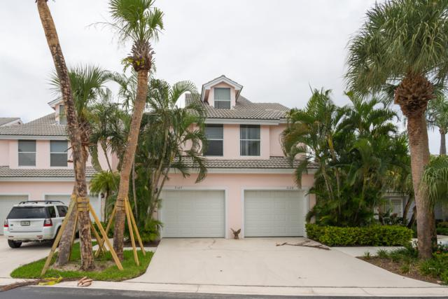 3107 Fairway Drive N, Jupiter, FL 33477 (MLS #RX-10466008) :: EWM Realty International
