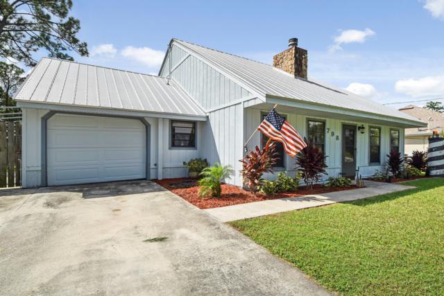 798 SE Walters Terrace, Port Saint Lucie, FL 34983 (#RX-10466103) :: The Reynolds Team/Treasure Coast Sotheby's International Realty