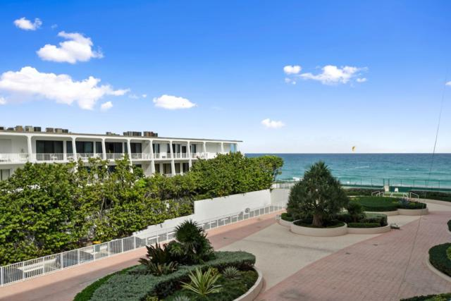 2295 S Ocean Boulevard #420, Palm Beach, FL 33480 (#RX-10466441) :: Weichert, Realtors® - True Quality Service