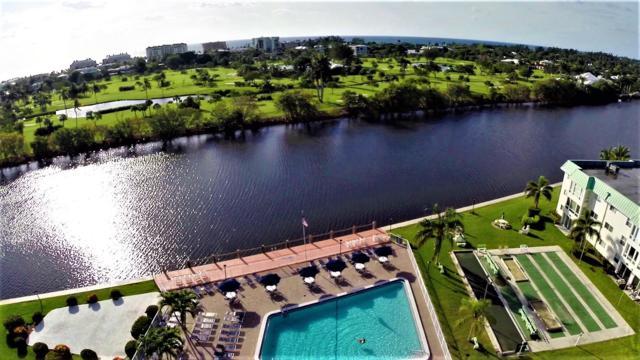 6 Colonial Club Drive #300, Boynton Beach, FL 33435 (#RX-10466750) :: Ryan Jennings Group